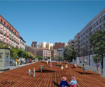 Esta es la Plaza que queremos